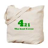 Best 4-ever! Tote Bag