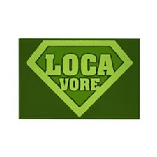 Locavore Rectangle Magnet (100 pack)
