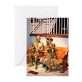 Roy and Minnie Greeting Cards (Pk of 10)