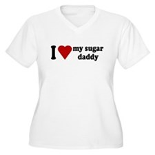 I Love My Sugar Daddy T-Shirt