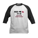Kiss Me I'm a OCCUPATIONAL THERAPY ASSISTANT Kids