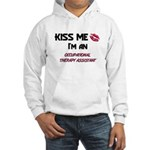 Kiss Me I'm a OCCUPATIONAL THERAPY ASSISTANT Hoode