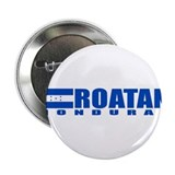 "Roatan, Honduras 2.25"" Button (100 pack)"
