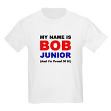 Bob Junior Kids T-Shirt