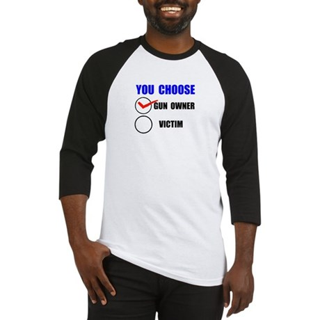 GUN RIGHTS Baseball Jersey