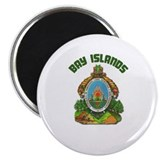 Bay Islands, Honduras Magnet