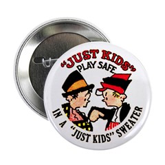 "Just Kids 2.25"" Button (10 pack)"
