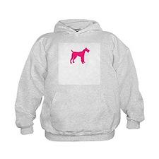 Pink Design Hoodie