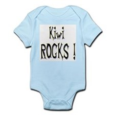 Kiwi Rocks ! Infant Bodysuit