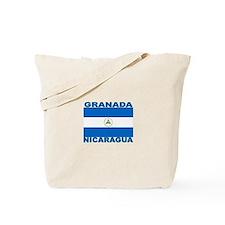 Granada, Nicaragua Tote Bag