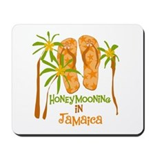 Honeymoon Jamaica Mousepad