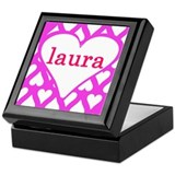 LAURA Keepsake Box