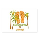 Honeymoon Cancun Postcards (Package of 8)