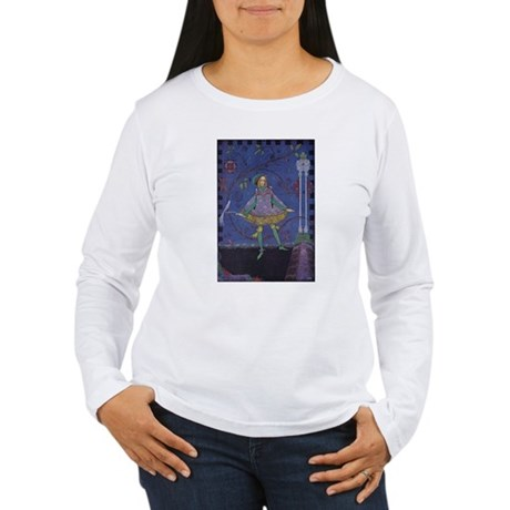 Swineherd Women's Long Sleeve T-Shirt