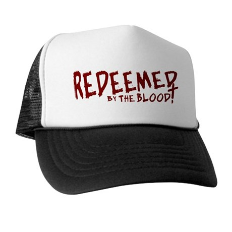 Redeemed by the Blood Trucker Hat