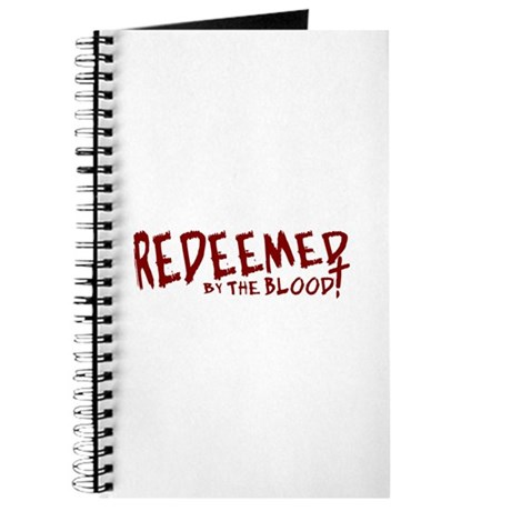 Redeemed by the Blood Journal