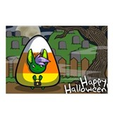 Candycorn Neekksy Postcards (Package of 8)