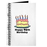 Happy 85th Birthday Journal