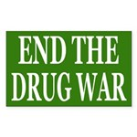 End the Drug War (bumper sticker)