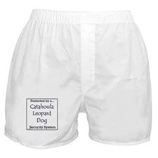 Catahoula Security Boxer Shorts