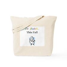 Dr. Batch Tote Bag