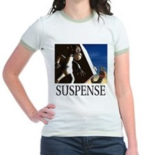 Suspense Jr. Ringer T-shirt