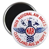 "National Air Races 2.25"" Magnet (100 pack)"