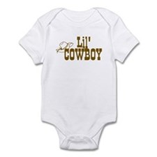 Lil Cowboy Infant Bodysuit