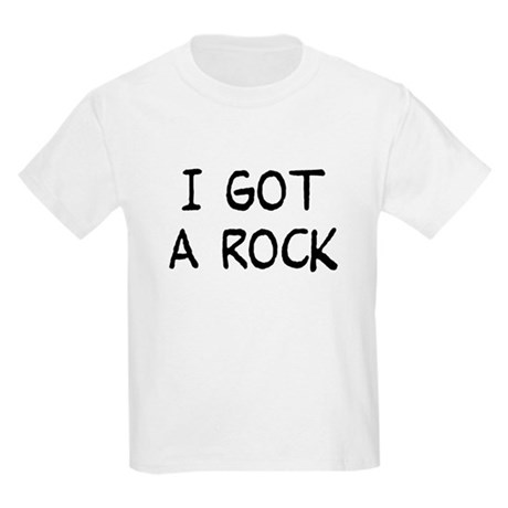 I Got a Rock Kids Light T-Shirt
