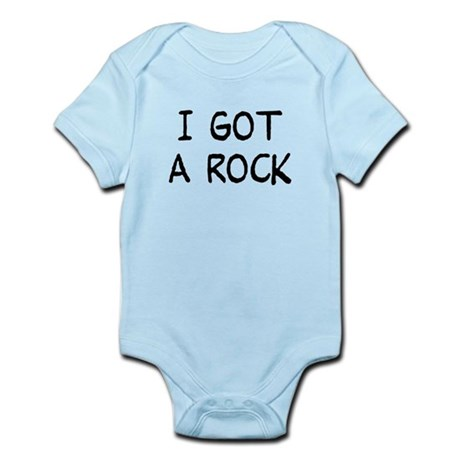 I Got a Rock Infant Bodysuit