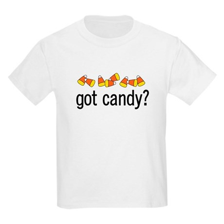 Got Candy? Kids Light T-Shirt