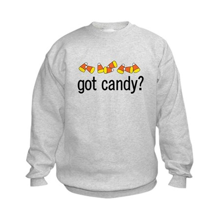 Got Candy? Kids Sweatshirt