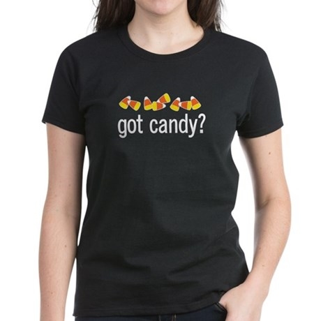 Got Candy? Women's Dark T-Shirt