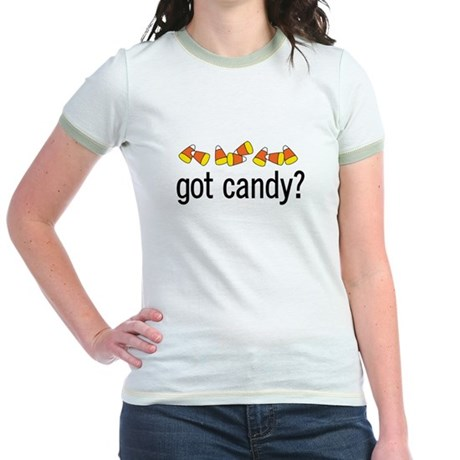 Got Candy? Jr. Ringer T-Shirt