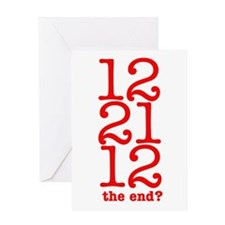 2012 End Greeting Card