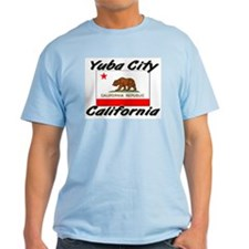 Yuba City California T-Shirt