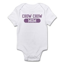 Chow Chow Mom Infant Bodysuit