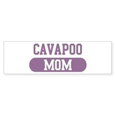 Cavapoo Mom Bumper Bumper Sticker