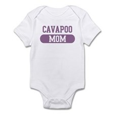 Cavapoo Mom Infant Bodysuit