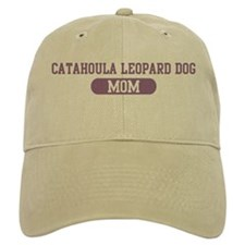 Catahoula Leopard Dog Mom Baseball Cap