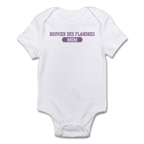 Bouvier des Flandres Mom Infant Bodysuit