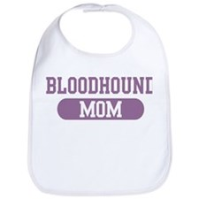 Bloodhound Mom Bib
