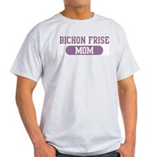 Bichon Frise Mom T-Shirt