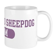 Bergamasco Sheepdog Mom Mug