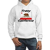 Tracy California Hoodie Sweatshirt