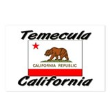 Temecula California Postcards (Package of 8)