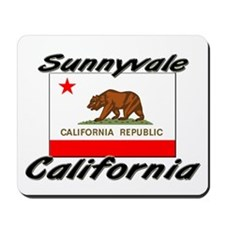 Sunnyvale California Mousepad
