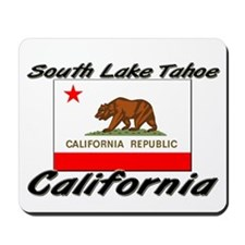 South Lake Tahoe California Mousepad