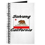 Solvang California Journal