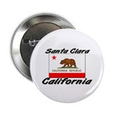 Santa Clara California Button
